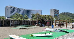 Ixia hotell