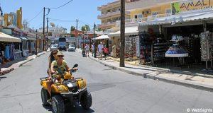Ialyssos stad