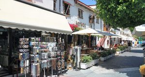 Rhodos stad shopping