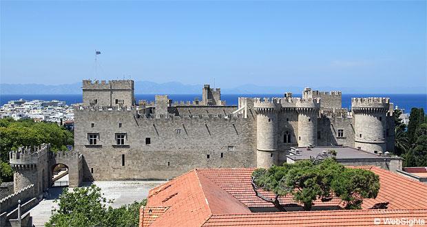 Rhodos gamla staden