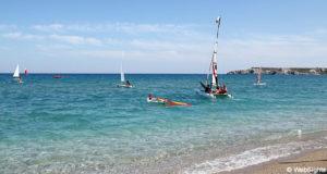 Afandou strand Rhodos