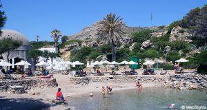 Kalithea springs strand